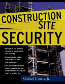 Construction Site Security Book