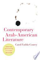 Contemporary Arab American Literature Book