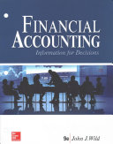 Loose Leaf for Financial Accounting  Information for Decisions