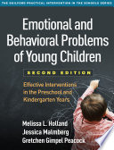 Emotional and Behavioral Problems of Young Children  Second Edition Book PDF