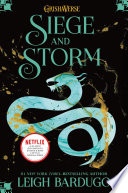 link to Siege and storm in the TCC library catalog