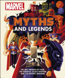 Marvel Myths and Legends Pdf/ePub eBook