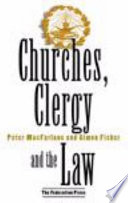 Churches  Clergy and the Law