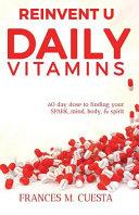 Reinvent U Daily Vitamin