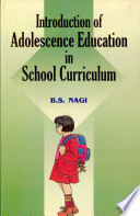 Introduction Of Adolescence Education In School Curriculum