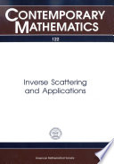 Inverse Scattering and Applications