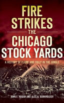 Fire Strikes The Chicago Stock Yards