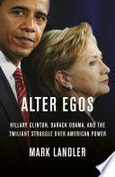 Alter Egos Book