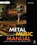 Metal Music Manual