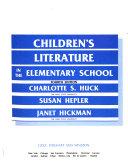 Children s Literature in the Elementary School Book