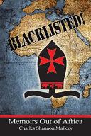 Blacklisted  Book