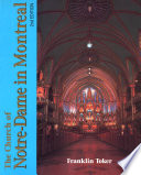 Church of Notre Dame in Montreal Book