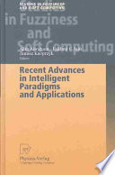 Recent Advances in Intelligent Paradigms and Applications Book