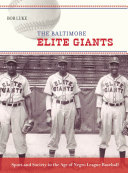 The Baltimore Elite Giants