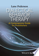 Dialectical Behavior Therapy Book
