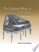 The Keyboard Music Of J S Bach