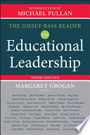 The Jossey Bass Reader On Educational Leadership
