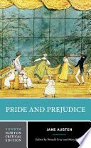 Pride And Prejudice Fourth Edition Norton Critical Editions  Book