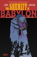 Sheriff of Babylon: The Deluxe Edition Pdf/ePub eBook