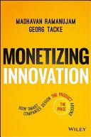 Monetizing Innovation [Pdf/ePub] eBook