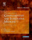 Fundamentals of Complementary and Integrative Medicine