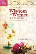 The One Year Wisdom for Women Devotional Book