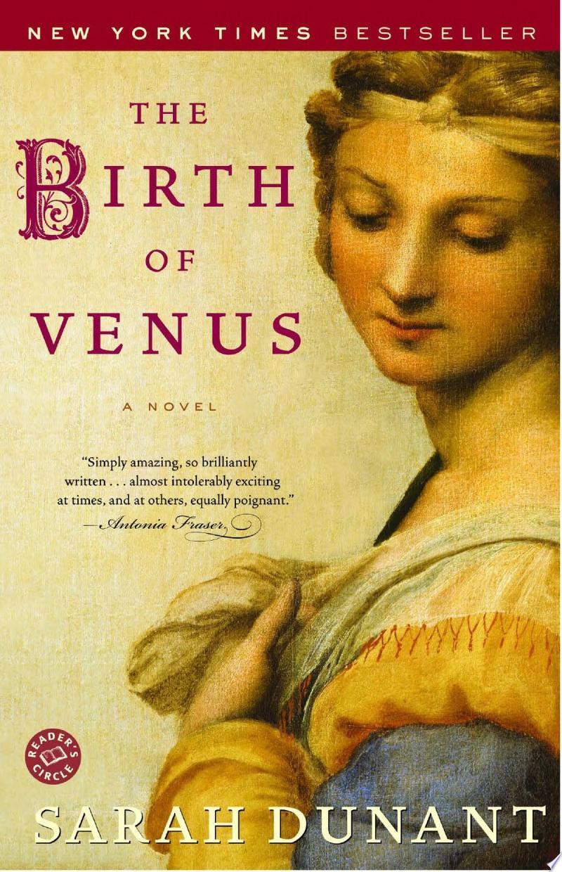 The Birth of Venus banner backdrop