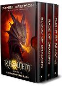 Dragonfire Rain: The Complete Trilogy (World of Requiem) ebook