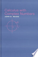 Calculus with Complex Numbers Book