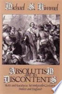 Absolutism and Its Discontents