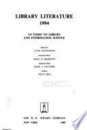 Library Literature