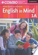 """English in Mind Level 1A Combo Teacher's Book"" by Claire Thacker, Cheryl Pelteret, Herbert Puchta, Jeff Stranks"
