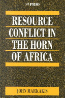 Resource Conflict in the Horn of Africa