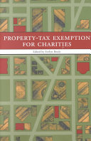 Property tax Exemption for Charities