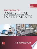 Handbook of Analytical Instruments