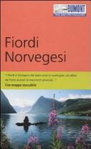 Guida Turistica Fiordi norvegesi. Con mappa Immagine Copertina