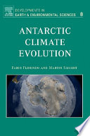 Antarctic Climate Evolution Book