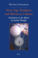 New Age Religión and Western Culture