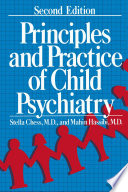 Principles and Practice of Child Psychiatry Book