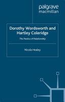 Dorothy Wordsworth and Hartley Coleridge