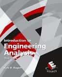 Introduction to Engineering Analysis Book