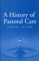 A History of Pastoral Care