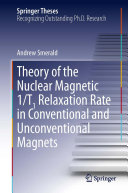 Theory of the Nuclear Magnetic 1 T1 Relaxation Rate in Conventional and Unconventional Magnets