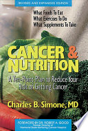 Cancer and Nutrition