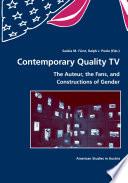 Contemporary Quality TV