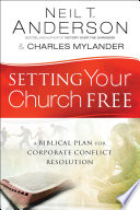 Setting Your Church Free Book