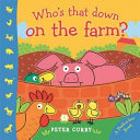 Who s that Down on the Farm  Book PDF