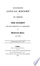 First Seventh Twelfth Fourteenth Fifteenth Seventeenth Annual Report Of The Committee Of The Society For The Promotion Of Permanent And Universal Peace For 1817 1822 1828 1830 1831 1833  PDF