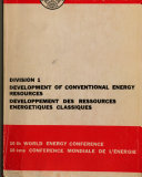 Compte Rendu Conference Mondiale De L Nergie Book PDF