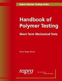 Handbook of Polymer Testing Book